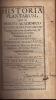 Historia Plantarum, Quae in Horto Academico Lugduni-Batavorum Crescunt cum earum characteribus, & Medicinalibus virtutibus. Pars secunda. Editio ...