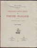 Chansons populaires des Pyrénées françaises. Traditions-Moeurs-Usages. Tome premier. . Poueigh, Jean.