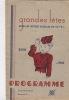 Programme des Grandes Fêtes pour les Oeuvres Sociales du 150éme R.I. Samedi 8 et Dimanche 9 Novembre 1941. Agen.. Collectif (150éme Régiment ...