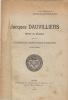 Jacques Dauvilliers, Maître de Musique de la Cathédrale Sainte-Croix (1755-1839).. Brosset, Jules.
