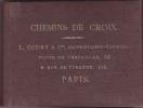 Chemins de Croix en Galvanoplastie. .  Collectif (L. Oudry & Cie)