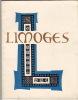 Limoges, in L'Art Postier, périodique du groupe Limousin.. Couraud, Raymond (Maître).