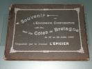 SOUVENIR DE L'EXCURSION CORPORATIVE SUR LES CÔTES DE BRETAGNE - JUILLET 1898. X