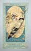 Au Printemps, Exposition de dentelles Gant - Voilettes - Parfumerie - Fleurs.. MORIN, Louis