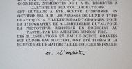 Nostalgie de Paris.. CARCO, Francis