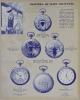 La Reine des Montres. Manufacture principale d'Horlogerie.. ANCIENS ETABLISSEMENTS BENOIT (A. ANGUENOT, SUCCR)