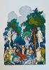 Les égarements sentimentaux de Restif de la Bretonne. Madame Parangon. Zéphire. Ouvrage illustré de cent une compositions de Joseph Hémard.. RESTIF DE ...