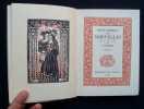 Heptaméron des Nouvelles de la reine de Navarre - . MARGUERITE DE NAVARRE - MARGUERITE DE VALOIS - LEBEDEFF (Jean) -