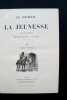 Journal de la jeunesse - 1896 - Premier semestre - Nouveau recueil hebdomadaire illustré - . RENOIR (Edmond) - MAEL (Pierre) - JACCOTTET (Henri) - ...