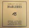 Diableries - . MELOT DU DY -