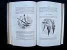 Histoire naturelle extraite de Buffon et de Lacépède - Quadrupèdes, oiseaux, serpents, poissons et cétacés - . BUFFON - LACEPEDE -