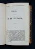 Revue de Paris - Janvier et Février 1854 -. SAINTE-BEUVE - (STENDHAL) - MUSSET (Alfred de) - BERLIOZ (Hector) - GAUTIER (Théophile) - MERIMEE ...