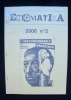 Enigmatika - Décembre 2006 n°2 : Dossier Charlotte Armstrong -  . ARMSTRONG (Charlotte) - LACOURBE (Roland) - GAYOT (Paul) - BAUDOU (Jacques) - ...