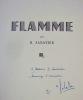 Flamme - . SABATIER (Robert) -