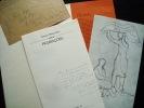 Figuraçôes - com un desenho de Augusto Gomes -. RAMOS ROSA (Antonio) -