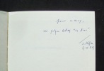 Lettres tombales (ad familiares) -. STEFAN (Jude) -