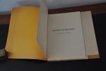 DISCOURS DE RECEPTION A L'ACADEMIE FRANCAISE d'Alfred Capus le 28 juin 1917. CAPUS (Alfred)