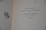 POUSSIERES Edition en partie Originale tirée à 500 exemplaires. BARBEY D'AUREVILLY (Jules)