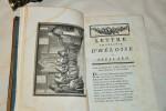 Lettres d'Abailard et d'Héloïse, nouvelle traduction, avec le texte à côté par J. Fr. Bastien.. Bastien J. F.