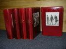 CONTES ET DESSINS  & ROMANS COURTS. 5 volumes. HOFFMANN   E.T. A.