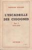L'escadrille des Cigognes. Spa 3, 1939 - 1940.. WILLIAME (Capitaine)