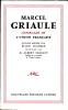 Interventions à l'Assemblée de l'Union Française. . GRIAULE (Marcel)