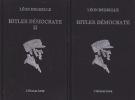Hitler démocrate.. DEGRELLE (Léon)