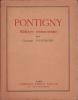 Pontigny, Abbaye cictercienne. . FONTAINE (Georges)