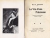 La vie d'une princesse. Marie de Hohenzollern, comtesse de Flandres. . BIERMÉ (Maria)