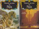 Histoire secrète de Paris.. BORDONOVE (Georges)