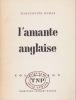 L'amante anglaise. . DURAS (Marguerite)
