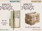 Marcel Proust. . PAINTER (George D.)