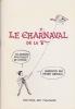 Le Chardnaval de la Ve. . CHARD