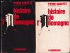 Histoire de l'Allemagne. . GAXOTTE (Pierre)