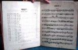 Partition. Sämmtliche Duos für Pianoforte und Violine. 18 sonates pour violon.. MOZART