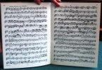 Partition, sonates pour Piano et Violon. Sonaten für Pianoforte und Violine (10 Sonates). 2 volumes.. BEETHOVEN Ludwig van - JOACHIM Joseph