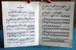 Partition Piano. Klavier-Compositionen. (Fantaisies, impromptus, moments musicals).. SCHUBERT Franz