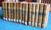 Lettres Historiques, Politiques et Critiques sur les Événements qui se sont passés depuis 1778 jusqu'à présent. 14 volumes.. METTERNICH