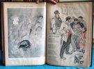 Gil Blas, illustré, hebdomadaire. Année 1893.. COLLECTIF