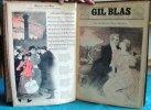 Gil Blas, illustré, hebdomadaire. Année 1894.. COLLECTIF
