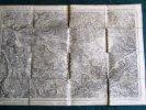 Carte d'Etat-Major N°70. Lunéville.. BONNET - HACQ - BARRIERE