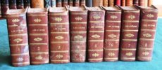 Les Guêpes. 8 volumes.. KARR Alphonse