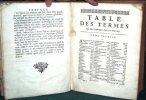 Nouvelle Introduction à la Pratique ou Dictionnaire des Termes de Pratique, de Droit, d'Ordonnances, et de Coutumes. Avec les Juridictions de France. ...