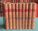 Oeuvres complètes de P.J. Bitaubé. 9 volumes.. BITAUBE Paul Jérémie (1732-1808) - HOMERE - GOETHE