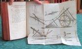 École d'Agriculture pratique. Essai sur l'Amélioration des Terres. 2 ouvrages en 1 volume.. GRACE Thomas-François de - PATTULLO Henry