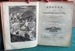 Abrégé de l'Histoire romaine.. MILLOT abbé Claude François Xavier