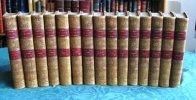 Dictionnaire Raisonné Universel d'Histoire Naturelle. 15 volumes.. VALMONT DE BOMARE Jacques-Christophe