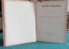 L'Art et l'Industrie. Organe du progrès dans toutes les branches de l'Industrie artistique 1878/1879. ANONYME