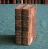 Histoire abrégée de Paris. 2 volumes.. Grégoire de Tours, Sauval, Saint-Foix, Mercier, Jouy, Dulaure