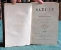 Le Bleuet.. HALLER Gustave